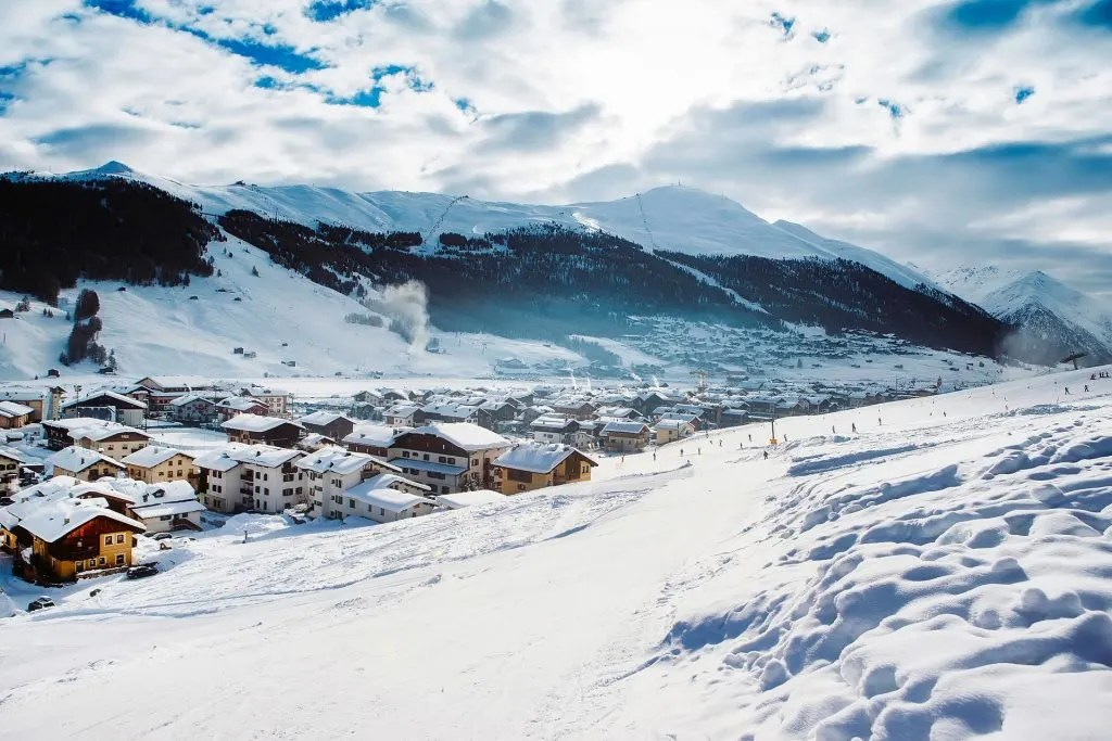 Italy With Kids, Dolomites with kids, skiing