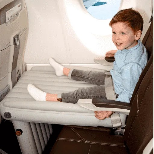 best kids travel pillows flying with