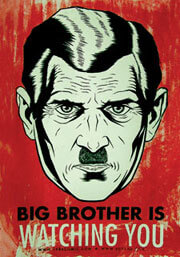 George Orwell's 1984 Big Brother
