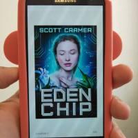 Eden Chip by Scott Cramer - #BookReview #Scifi
