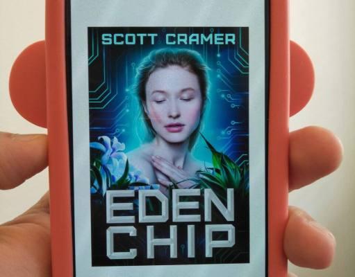Eden Chip by Scott Cramer (FlyIntoBooks.com)