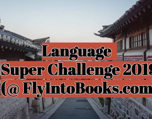 Language Super Challenge 2019 (FlyIntoBooks.com)