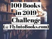 100 Books in 2019 Challenge (FlyIntoBooks.com)