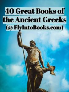 Great Books of the Western World - the Ancient Greeks (FlyIntoBooks.com)