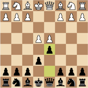 How Chess is Played - French Defense (FlyIntoBooks.com)