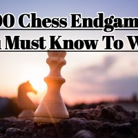 100 Chess Endgames You Must Know to Win! (by Jesus de la Villa)