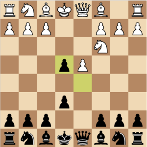 Rubinstein Variation of the French Defense - Black Chess Openings