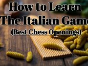 The Italian Game - How to Learn Chess Openings (FlyIntoBooks.com)