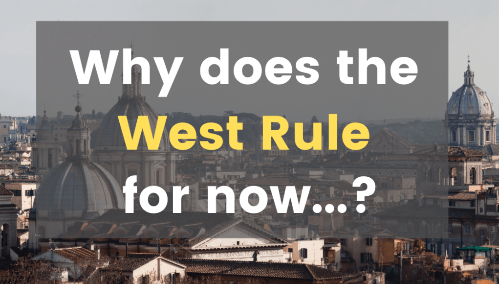 Why does the West Rule for Now? (by Ian Morris) (Book Review)