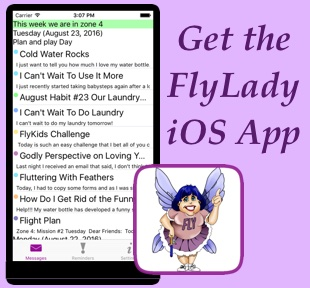 FlyLady.net iPhone/iPad App