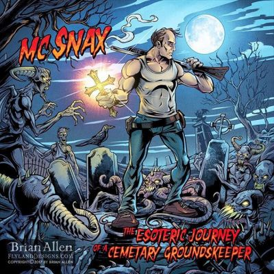 Here's a really fun album cover I was hired to create for @mcsnax of a blue-collar slob rolling up his sleeves (metaphor) and taking on the #apocalypse #art #mangastudio #clipstudiopaint #illustration #albumcover #freelance #hire