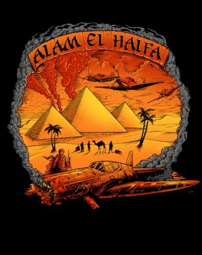 Alam El Halfa T-Shirt
