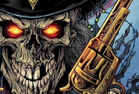 Grim Reaper Cowboy Gunslinger Sled Wrap - Flyland Designs ...
