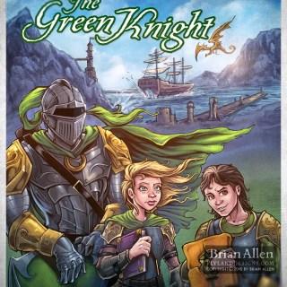 Dragon, knight, fantasy, young a