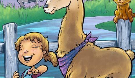 The Dakota Ridge Series children's book
