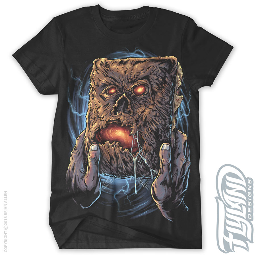Evil Dead 2 Necronomicon T-Shirt
