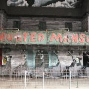 Haunted Mansion, Funland