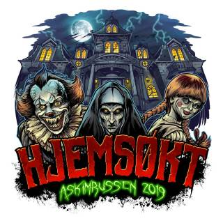 3 terrifying horror icons: a clo