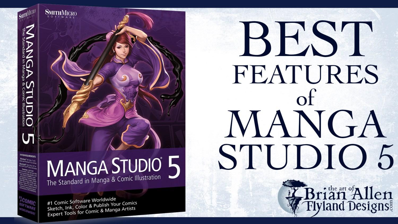 Manga Studio 5 Review