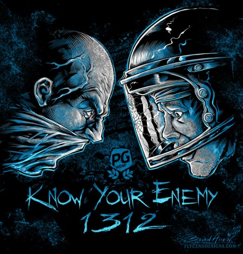 PG Wear - Know Your Enemy