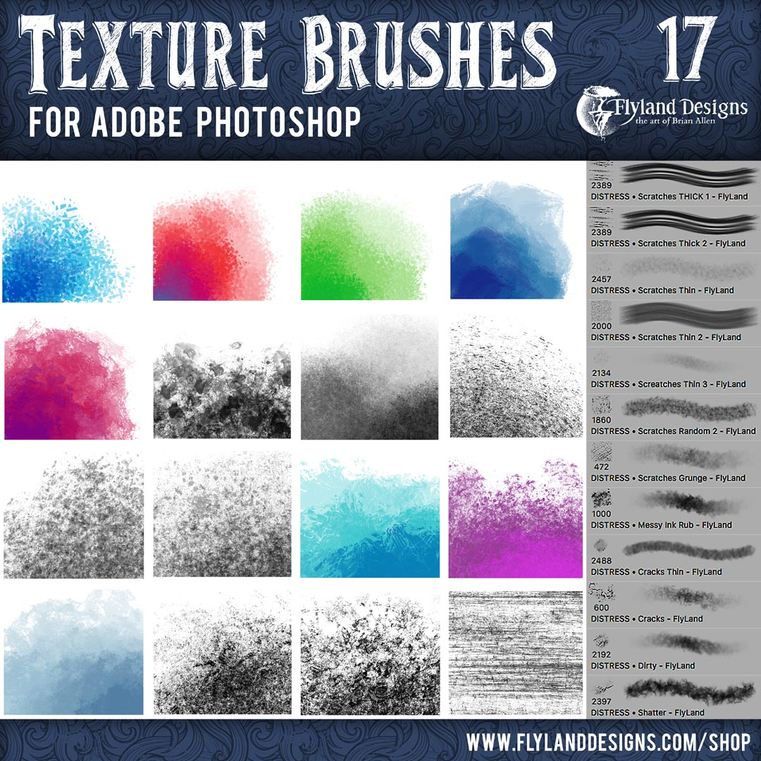 Photoshop: Brush Tips • Photoshop Tips & Tricks by ...