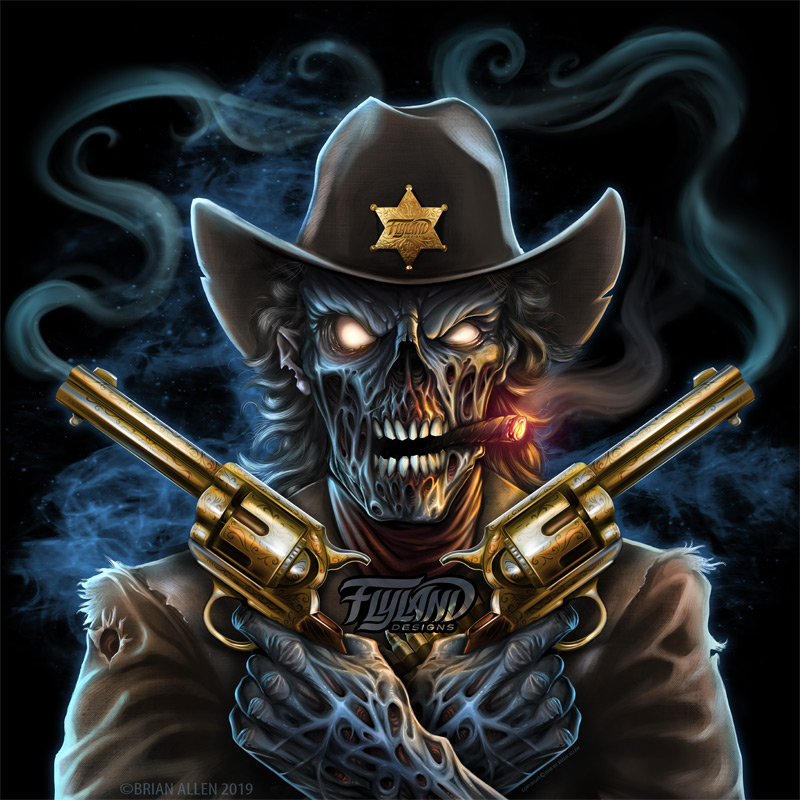 Undead Gunslinger