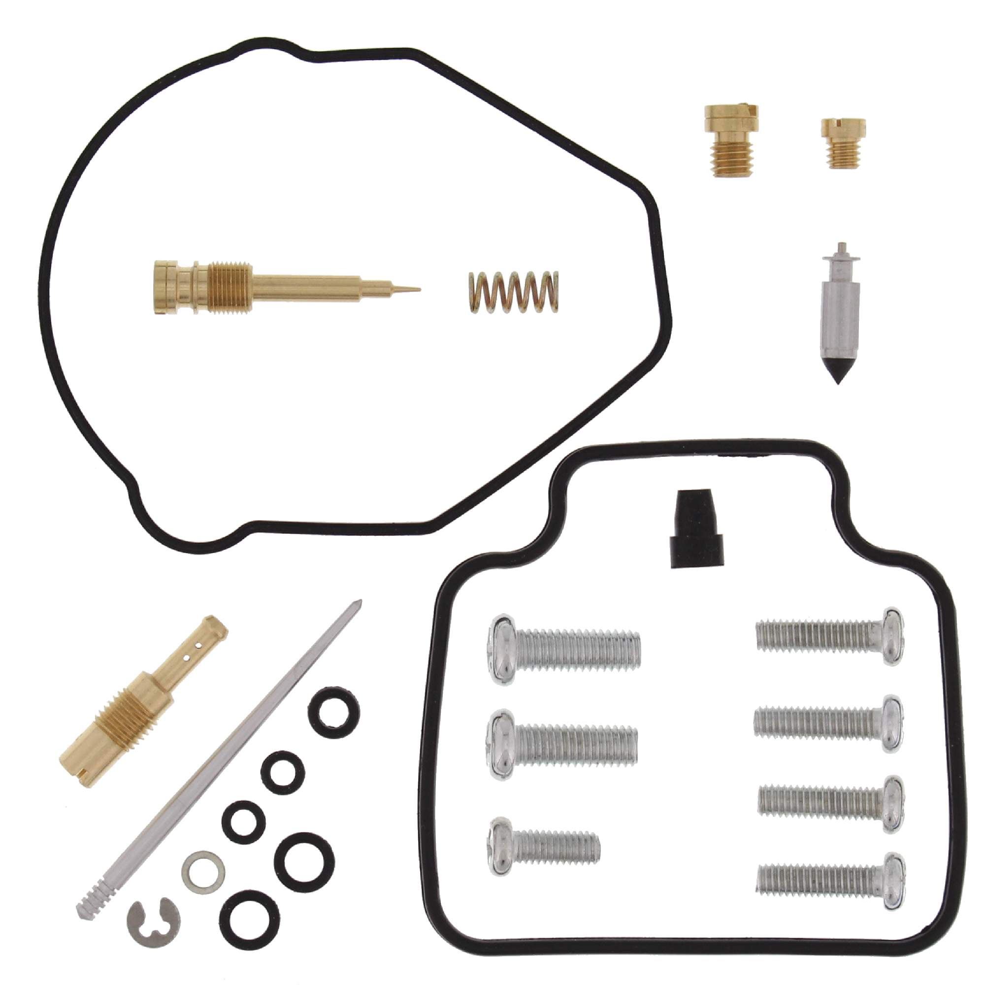 Quadboss Carburetor Rebuild Kit for Honda TRX350D 1987