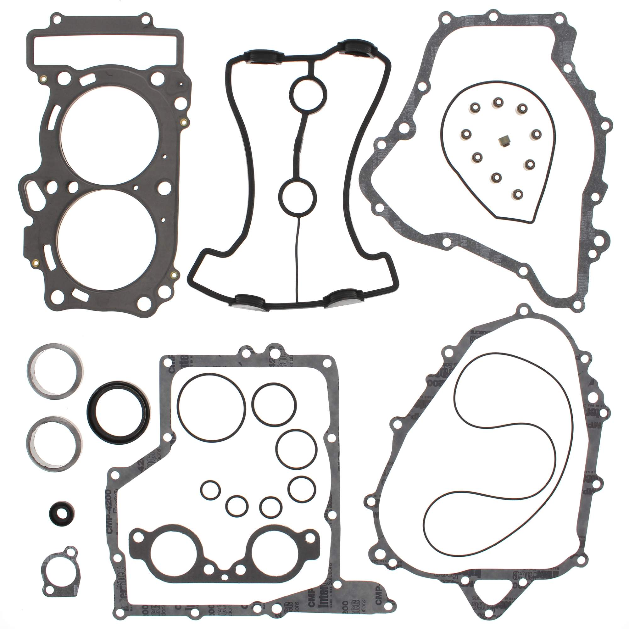 Vertex Complete Gasket Kit with Oil Seals for Yamaha