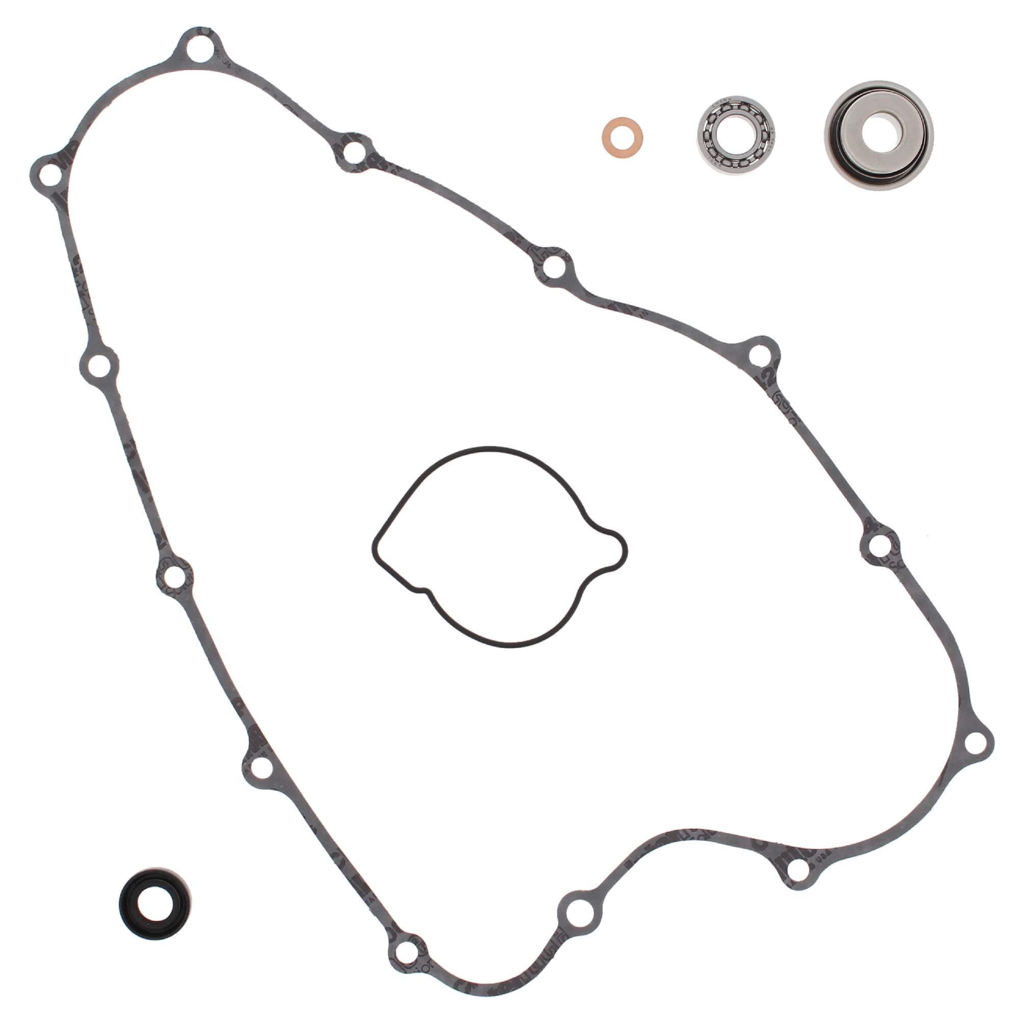 Vertex Water Pump Rebuild Kit for Honda CRF450R 2009-2016