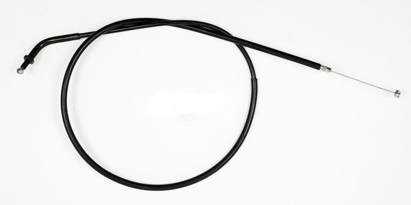 Motion Pro Black Vinyl Choke Cable for Honda VF750C V45
