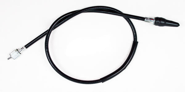 Motion Pro Black Vinyl Speedo Speedometer Cable for Suzuki