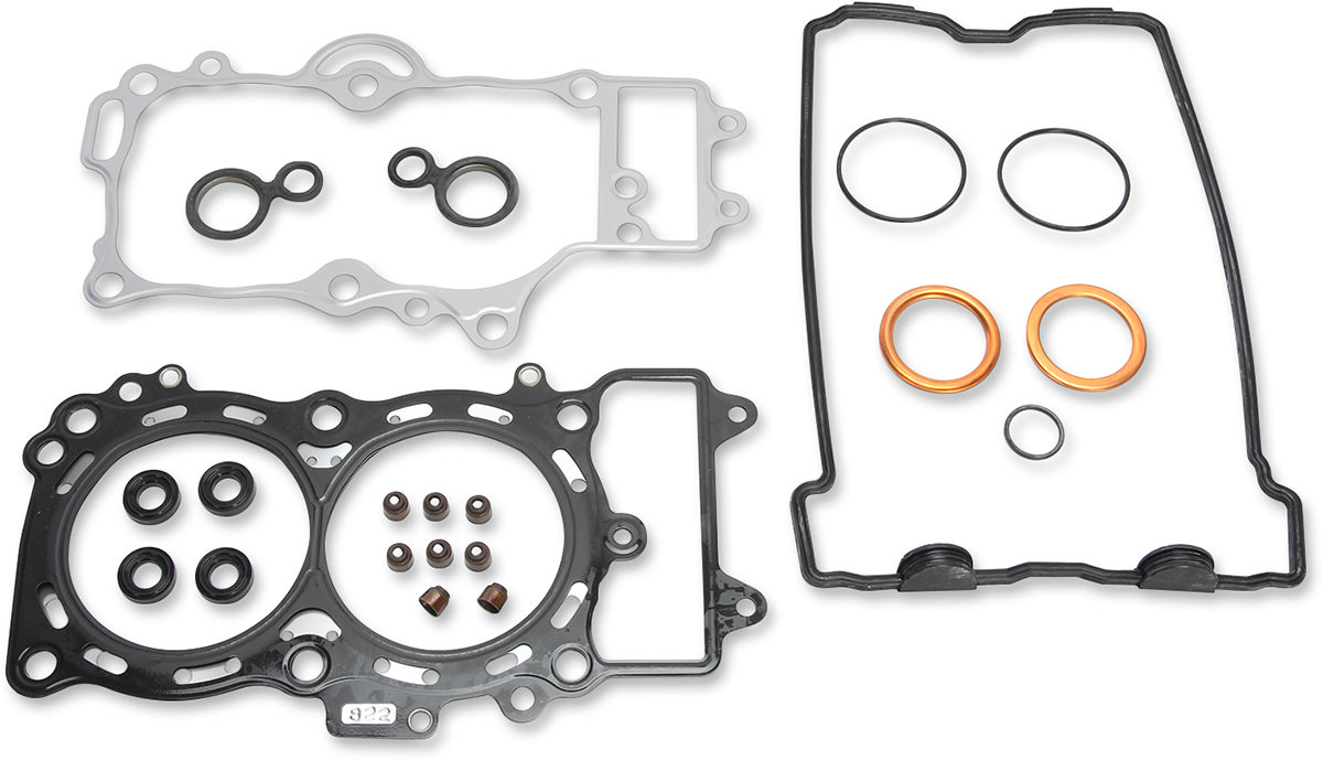 Vesrah Top End Gasket Set for Kawasaki KLE650 Versys 2007