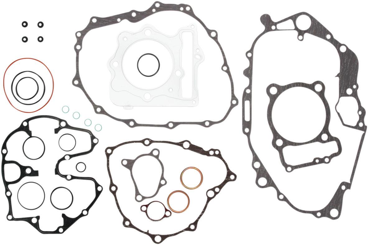 Vesrah Complete Engine Gasket Set for Honda TRX400EX
