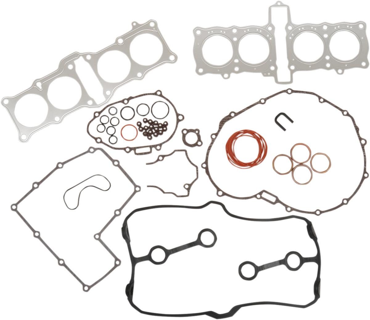 Vesrah Complete Engine Gasket Set for Honda CBR600F (PC25