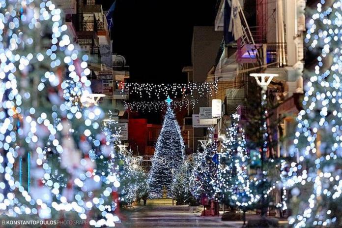 Image result for χριστουγεννα τριπολη 2017