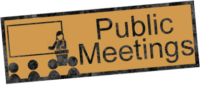 public meetings page link