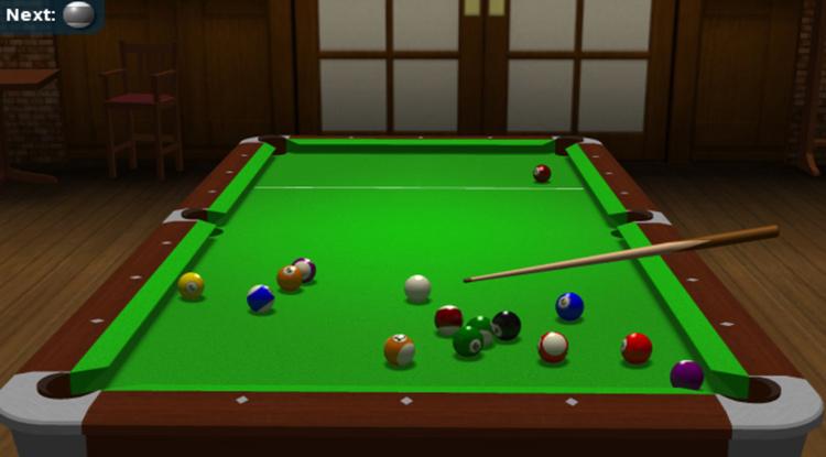 Billiard Games  Free 3D Billiard games