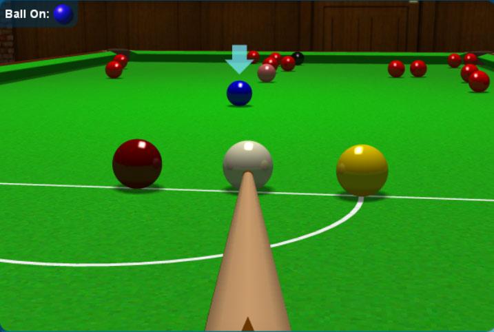 3d Wallpaper Pool Table Jeu De Snooker Gratuit