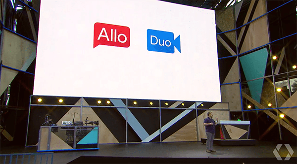 hello duo google
