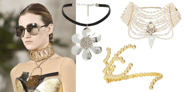 wearable trends chokers