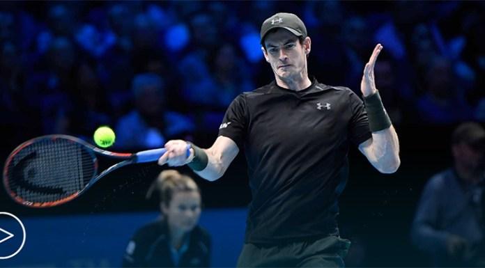Murray Beats Nishikori at ATP