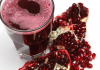 Health benefits from drinking pomegranate juice