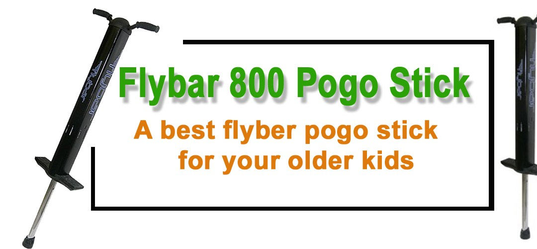Flybar 800 Pogo Stick Review