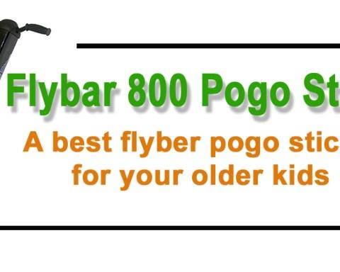 flybar pogo stick