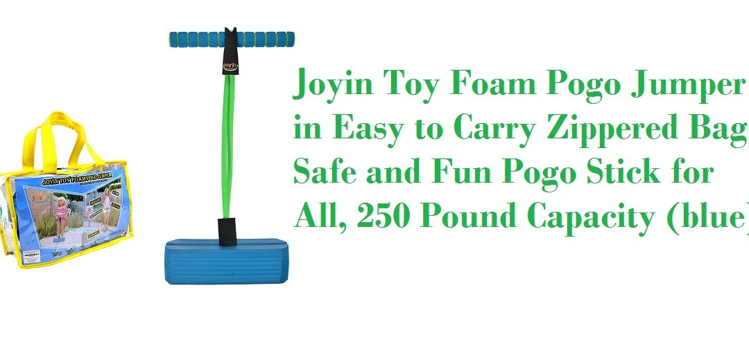 Joyin Toy Foam Pogo Jumper