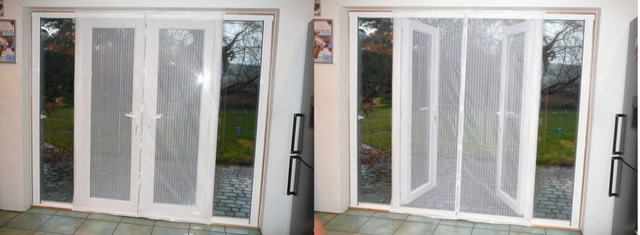flyscreen magnetic patio or french