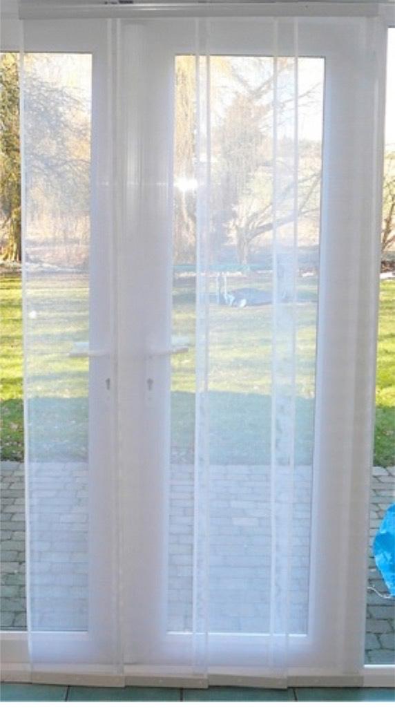 Panel Doors Flyscreen Queen