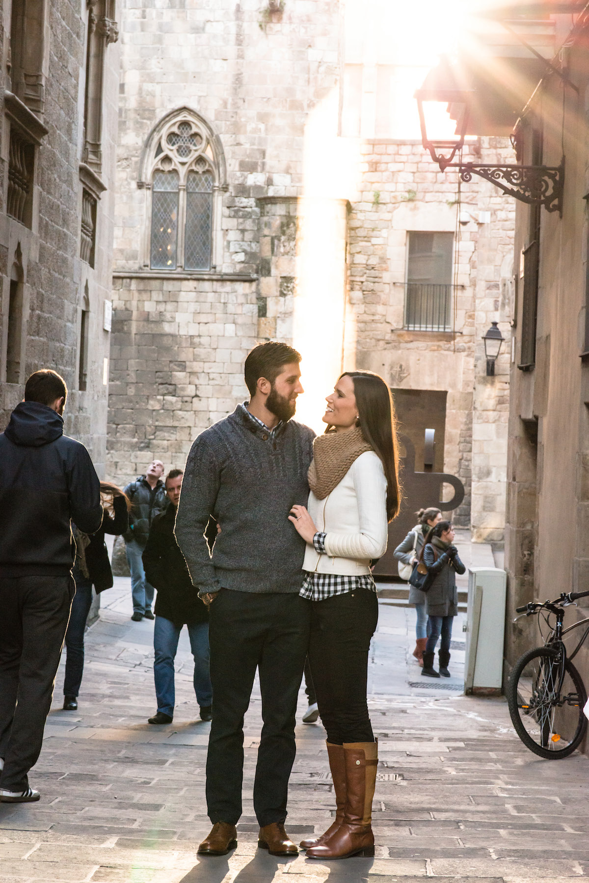 Capturing Timeless Engagement Photos In Barcelona Blog