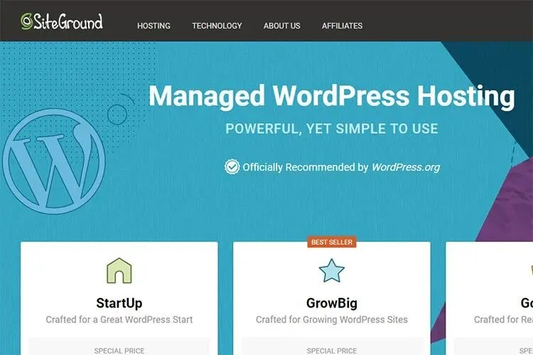 Best WordPress hosting for WordPress