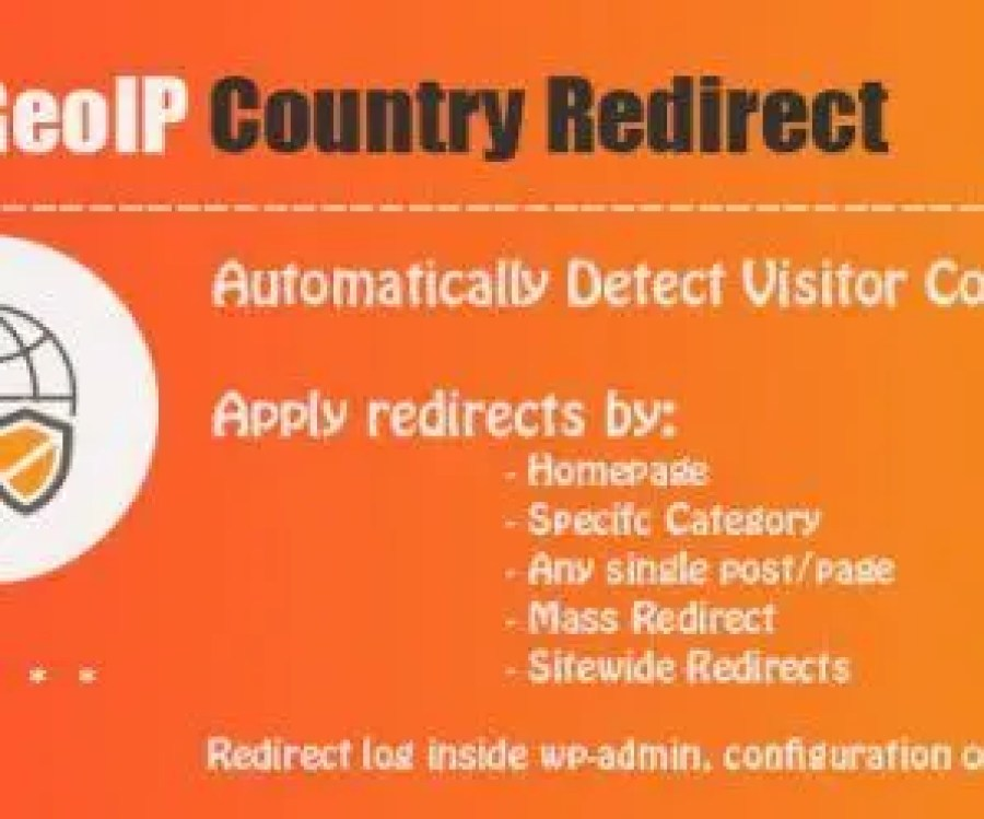 Country and Mobile Redirect